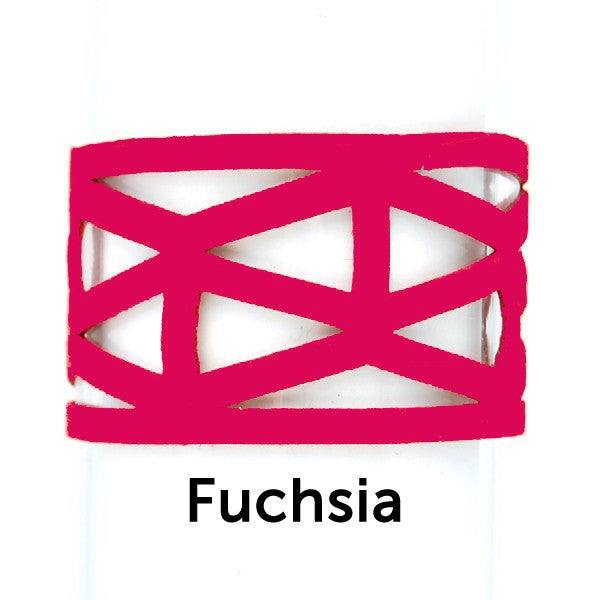 Lattice Ultrasuede Bracelet