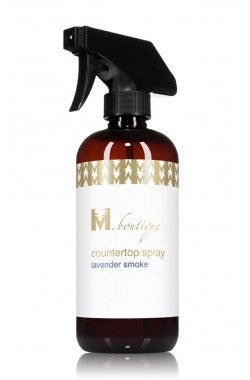 Luxury by Nature Counter Top Spray -Lavender Smoke