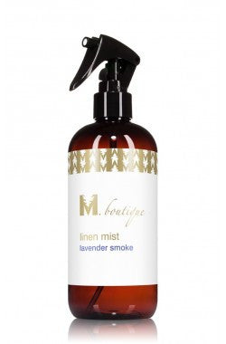 Luxury by Nature Linen Spray -Lavender Smoke