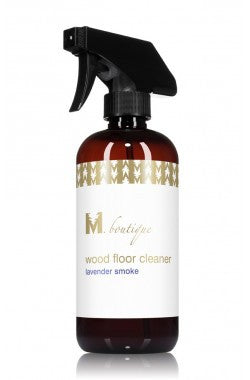 Luxury by Nature Wood Floor Cleaner - Lavender Smoke