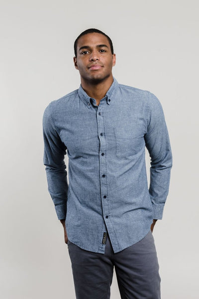Bryce Chambray Button Down