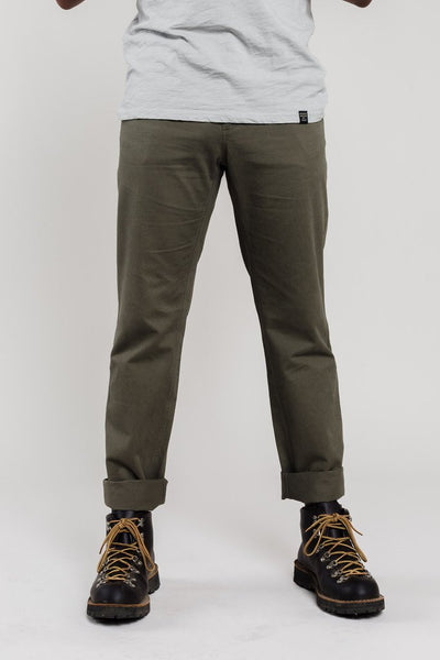 Dominion Twill Pants (Multiple Colors)