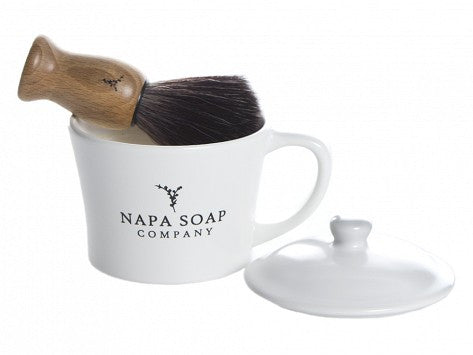Ceramic Shaving Gift Set