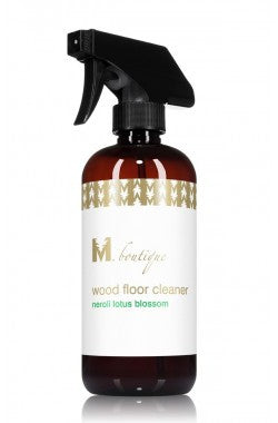 Luxury by Nature Wood Floor Cleaner -Neroli Lotus Blossom
