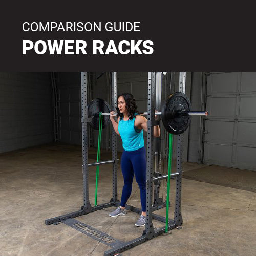 Comparison guide Power racks