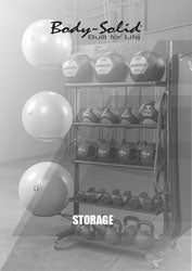 Catalogue Body-Solid Storage