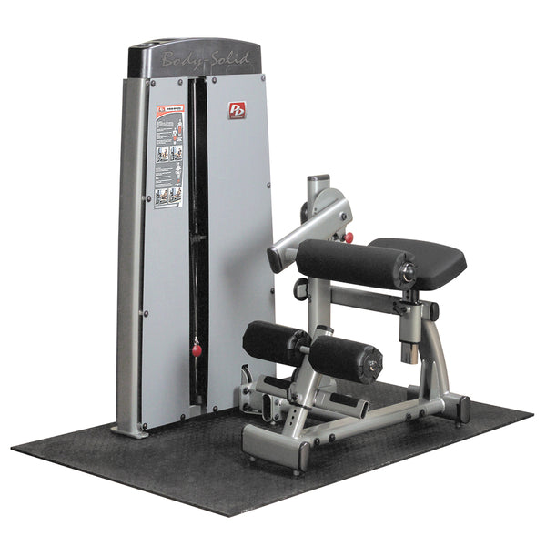 Body-Solid Pro-Dual Ab and Back Machine DABB-SF