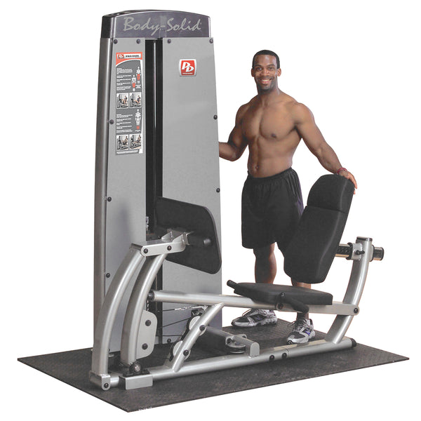Body-Solid Pro-Dual Leg & Calf Press Machine DCLP-SF