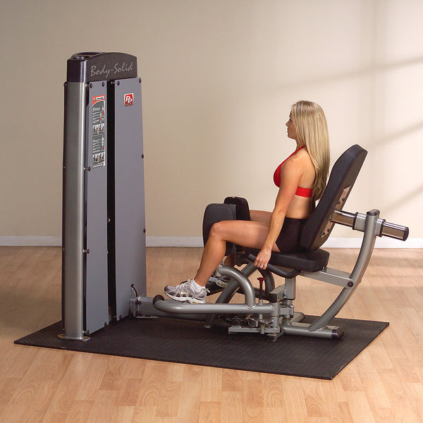 Body-Solid Pro-Dual Inner and Outer Thigh Machine DIOT-SF
