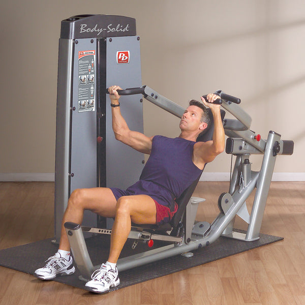 Body-Solid Pro-Dual Multi Press Machine DPRS-SF