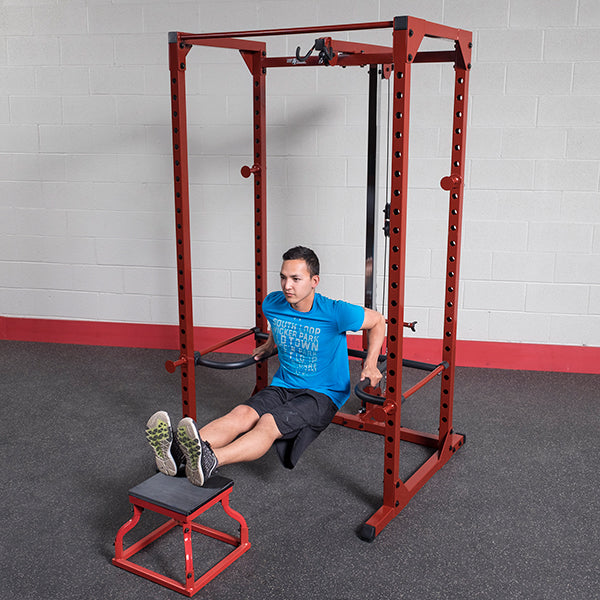 Body-Solid Dip Attachment DR100 for PPR200 and BFPR100 Power Racks