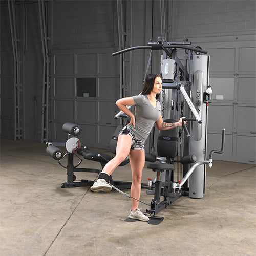 Body-Solid Bi-Angular Gym G10B