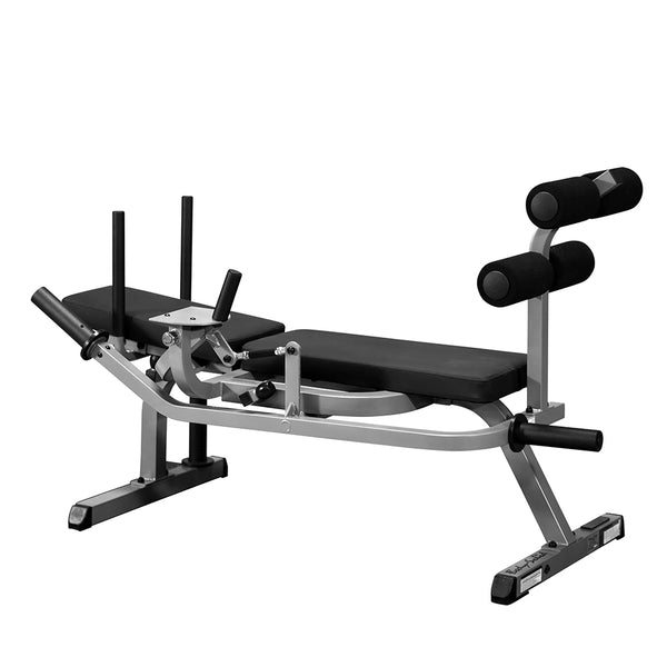 Body-Solid Horizontal Ab Crunch Machine GAB100
