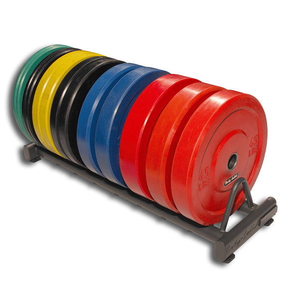 Body-Solid Rubber Bumper Plate Rack GBPR10