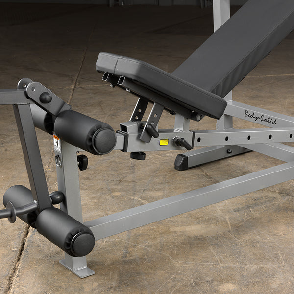 Body-Solid PowerCenter Combo Bench GDIB46L