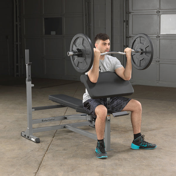 Body-Solid Preacher Curl Station GPCA1