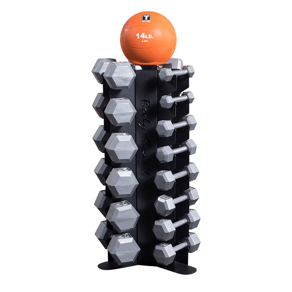 Body-Solid Vertical Dumbbell Rack GDR80