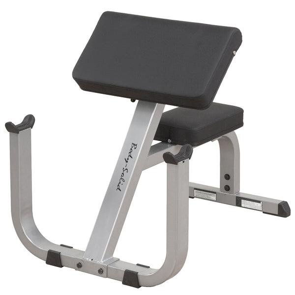 Body-Solid Preacher Curl Bench GPCB329