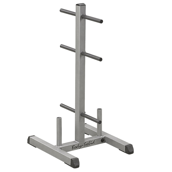 Body-Solid Standard Plate Tree & Bar Holder GSWT