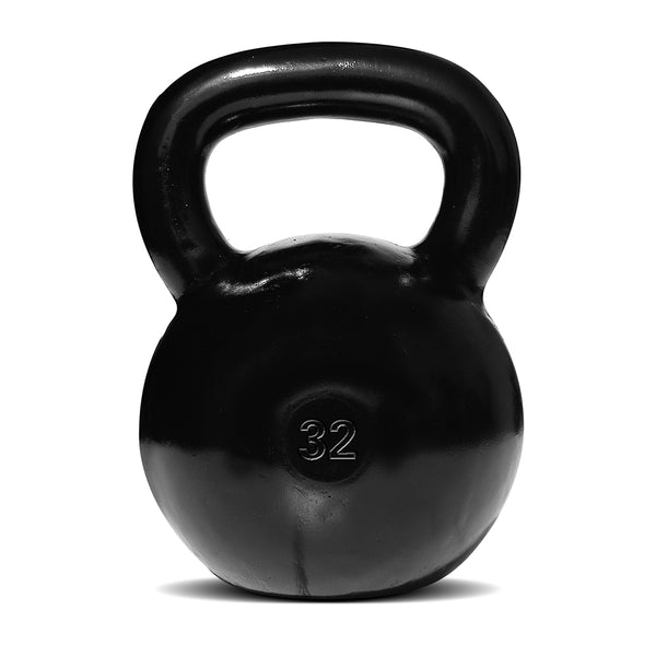 Bodytrading Cast Polished Kettlebells KBCA