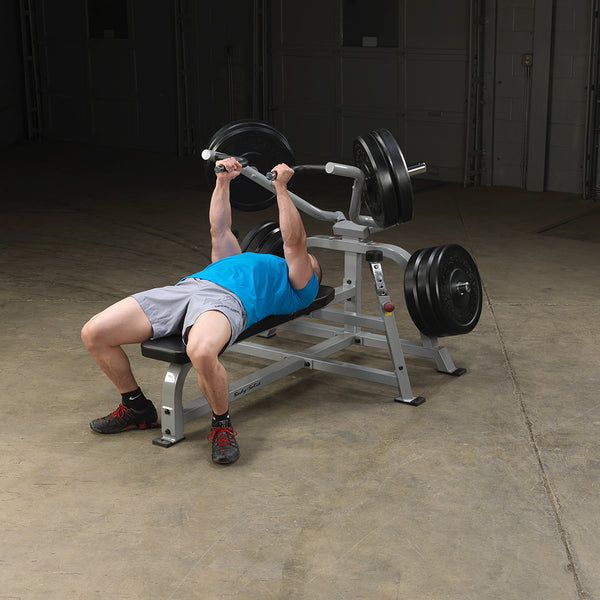 Body-Solid Pro Club Line Leverage Bench Press LVBP