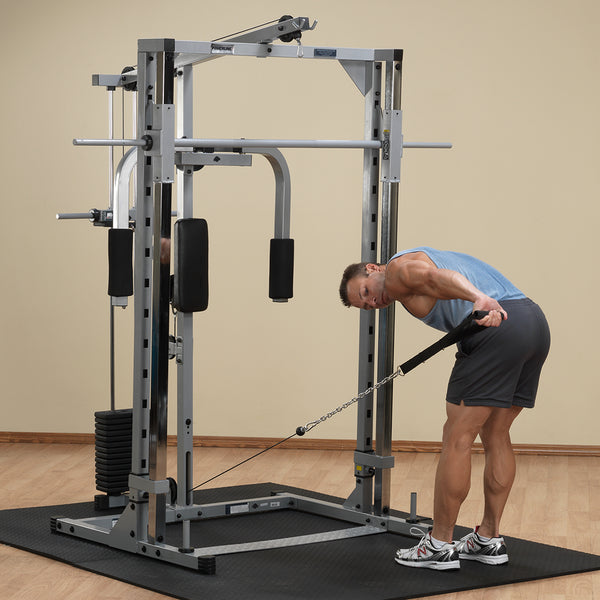 Powerline Lat Attachment for Powerline Smith Machine PLA144X