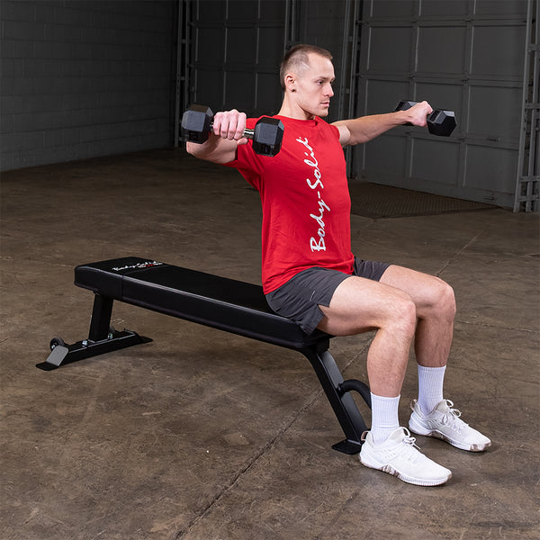 Pro Clubline Flat Bench SFB125