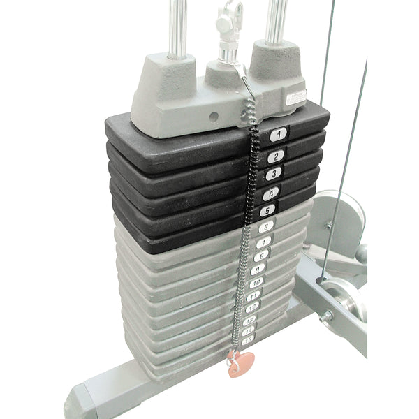 Body-Solid Weight Stack 22.5kg SP50