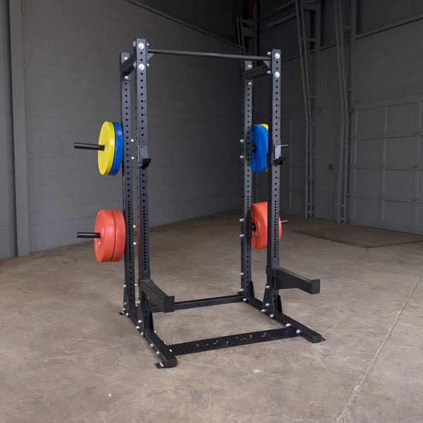 Body-Solid Commercial Half Rack SPR500
