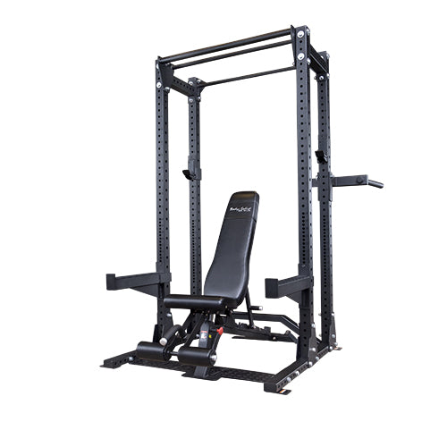 Body-Solid Commercial Half Rack Package SPR500P2