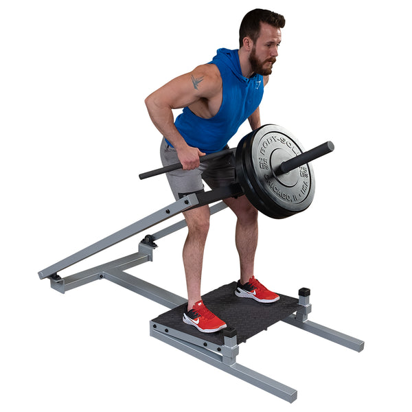 Pro Clubline T-Bar Row Machine STBR500