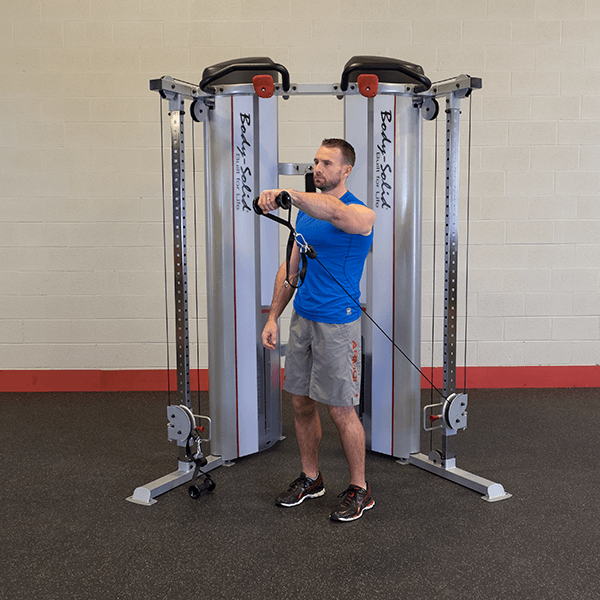 Pro Club Line Series II Functional Trainer S2FT