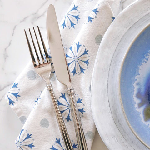 Celestial Medallion Napkins, Set of 4