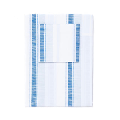 Oasis Stripe Sheet Set