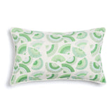 "Grass 16"" x 26"" Fans + Palette Reversible Accent Pillow"