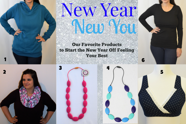 Breastfeeding Clothes for the New Year