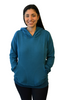 Latched on Love Cozy Nursing Hoodie- Blue - Latched on Love  - 5