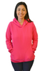 Latched on Love Cozy Nursing Hoodie- Pink - Latched on Love  - 5