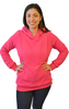 Latched on Love Cozy Nursing Hoodie- Pink - Latched on Love  - 1