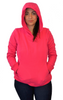 Latched on Love Cozy Nursing Hoodie- Pink - Latched on Love  - 4