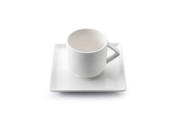 Unoduetre Espresso Cup + Plate