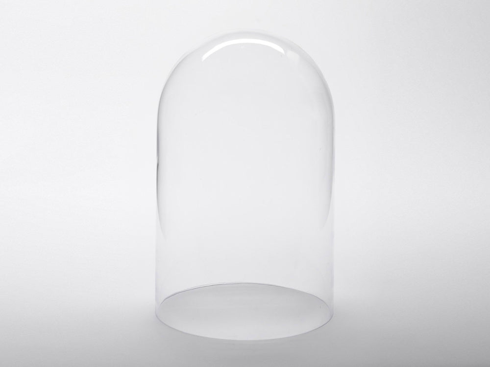 Glass Bell Dome - H35