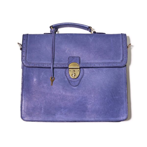 Barackpore Briefcase - Heritage Collection