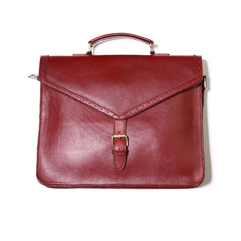 Calcutta Briefcase - Heritage Collection