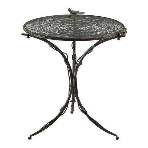 Bird Bistro Table - Chez Roulez - Tables - Cyan Designs