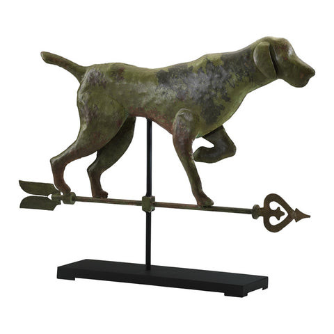 Dog on Stand - Chez Roulez - Decorative Accents - Cyan Designs