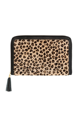 Preston Tech Clutch by Shiraleah - Leopard - Chez Roulez - Bags and Accessories - Shiraleah