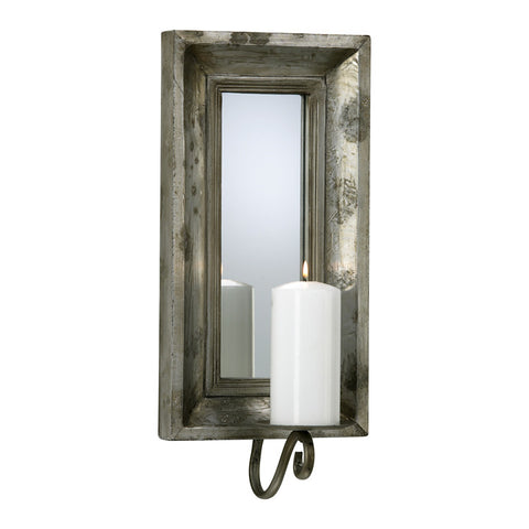 Abelle Candle Mirror Sconce - Chez Roulez - Candlelighting - Cyan Designs