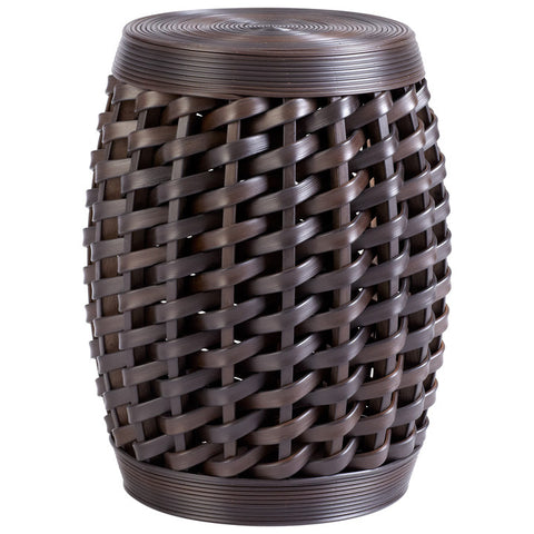 Chez Roulez - Seating - Cyan Designs - Woven Sienna Stool
