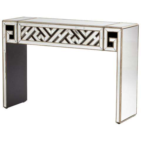 Deco Divide Console Table - Chez Roulez - Consoles - Cyan Designs